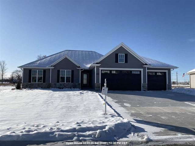 3572 Tulip Trail, Appleton, WI 54913 (#50190658) :: Todd Wiese Homeselling System, Inc.