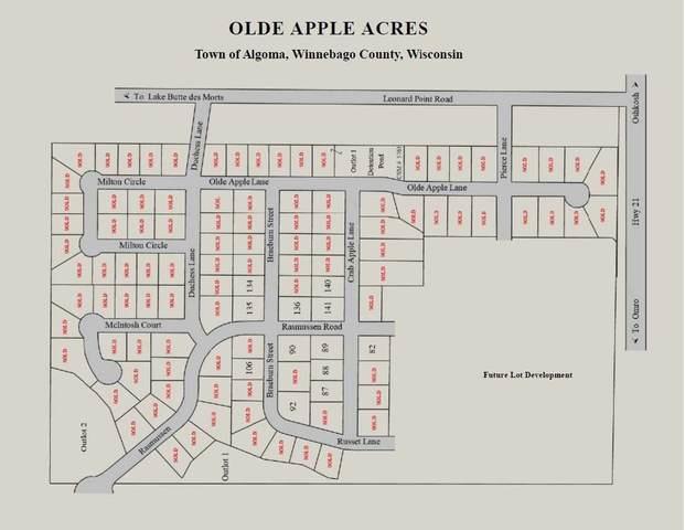 3892 Crab Apple Lane #140, Oshkosh, WI 54904 (#50138272) :: Todd Wiese Homeselling System, Inc.