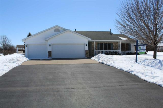 W6621 Gemstone Court, Greenville, WI 54942 (#50180945) :: Dallaire Realty