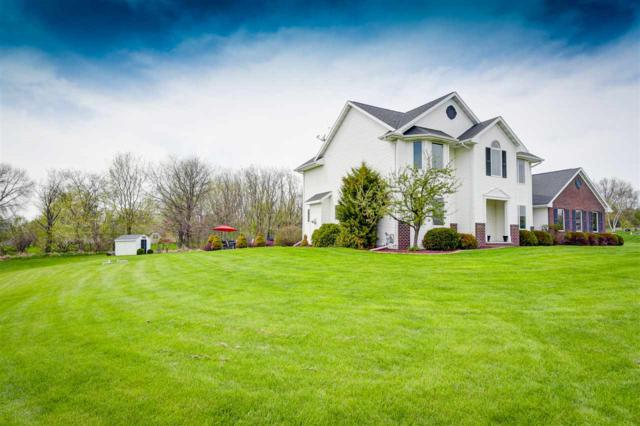 1713 Cottontail Drive, Oshkosh, WI 54904 (#50183194) :: Symes Realty, LLC