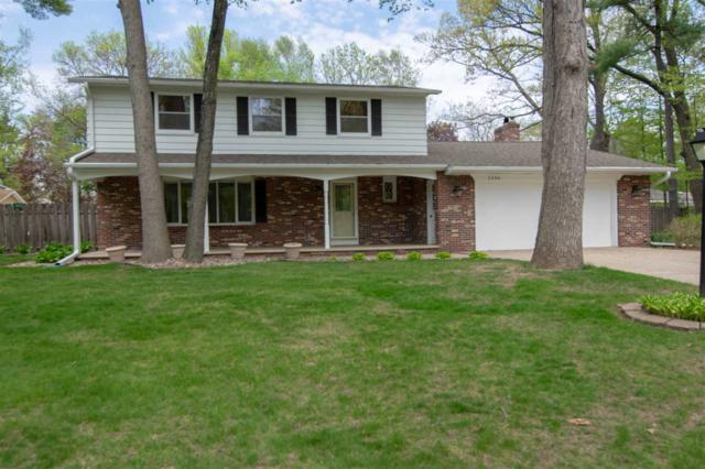 1346 Ken Drive, Green Bay, WI 54313 (#50183837) :: Dallaire Realty