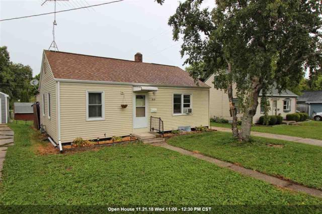 515 Dorelle Street, Kewaunee, WI 54216 (#50191967) :: Symes Realty, LLC