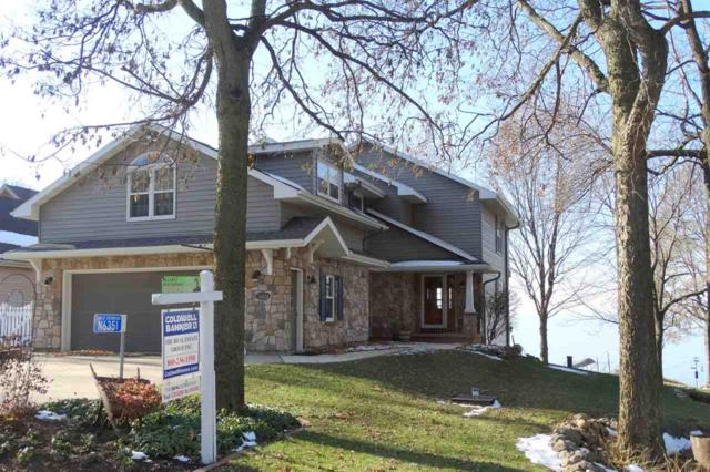 N6351 Fairy Springs Road, Hilbert, WI 54129 (#50192857) :: Dallaire Realty