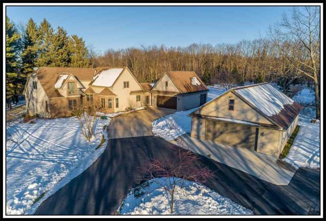N5202 Erinwood Road, New London, WI 54961 (#50192982) :: Dallaire Realty