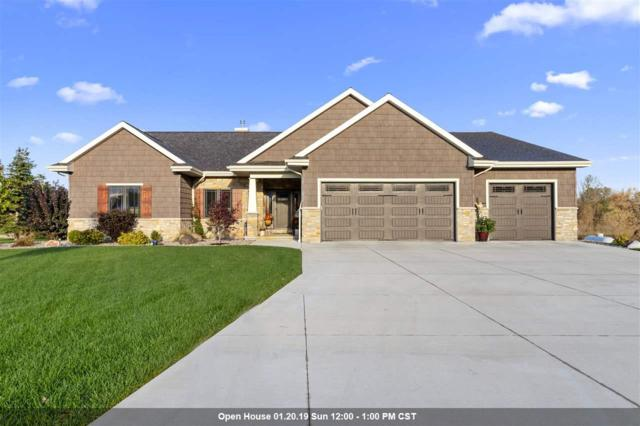 N3193 Trails End Court, Hortonville, WI 54944 (#50193321) :: Dallaire Realty