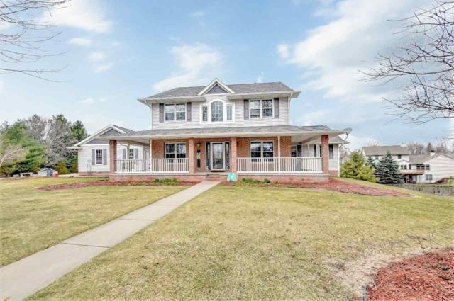 1940 Telemark Court, Green Bay, WI 54313 (#50194734) :: Dallaire Realty