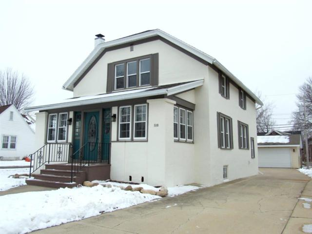223 Cleveland Street, Brillion, WI 54110 (#50195624) :: Symes Realty, LLC