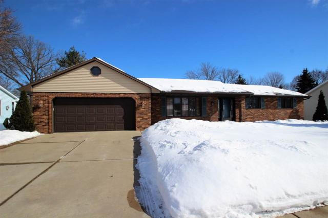 1261 Danena Drive, De Pere, WI 54115 (#50197810) :: Todd Wiese Homeselling System, Inc.