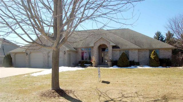 1922 Old Valley Court, De Pere, WI 54115 (#50198563) :: Todd Wiese Homeselling System, Inc.