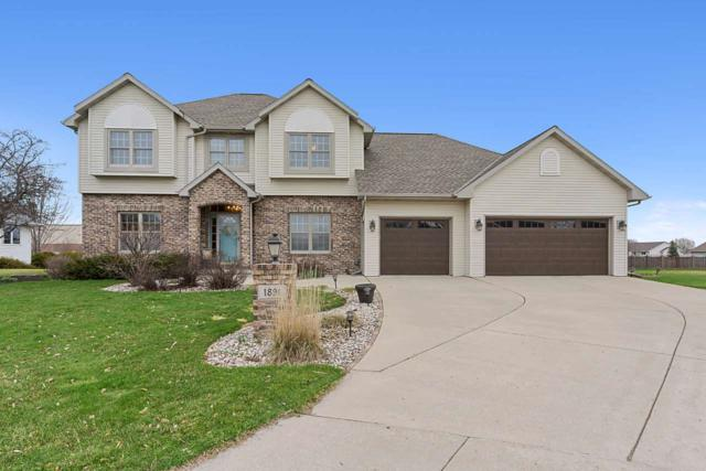 1891 Little Valley Court, De Pere, WI 54115 (#50201217) :: Dallaire Realty