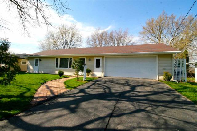 321 Birch Street, Omro, WI 54963 (#50201491) :: Todd Wiese Homeselling System, Inc.