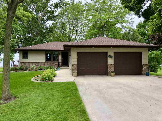 N3155 Ecker Lakeland Drive, Chilton, WI 53014 (#50201867) :: Todd Wiese Homeselling System, Inc.