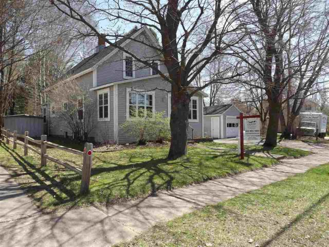 134 W 13TH Street, Clintonville, WI 54929 (#50202162) :: Dallaire Realty
