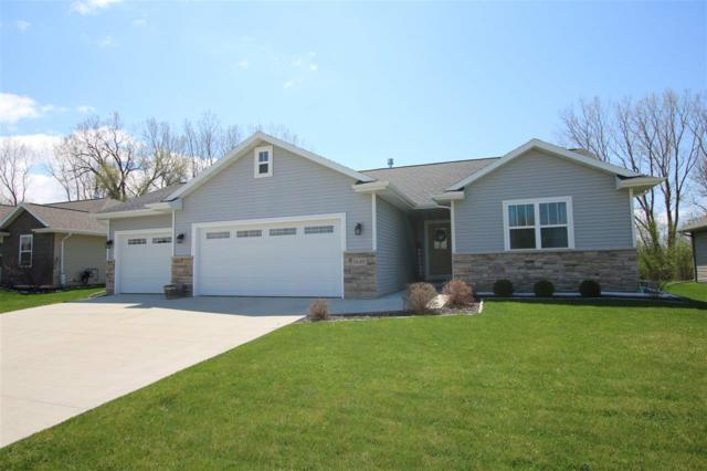 1440 Hunter Avenue, Fond Du Lac, WI 54935 (#50202583) :: Todd Wiese Homeselling System, Inc.