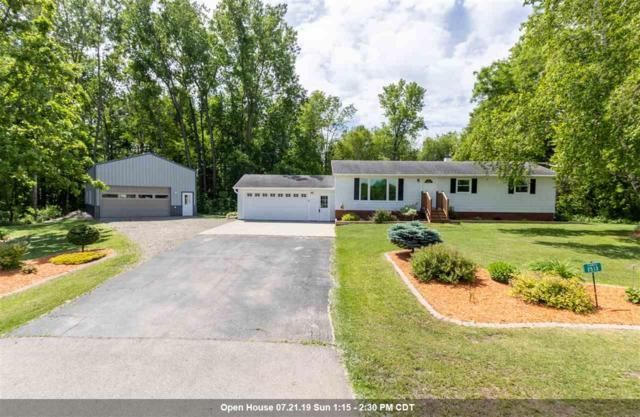 2513 Sunny Lane, Green Bay, WI 54313 (#50205422) :: Todd Wiese Homeselling System, Inc.