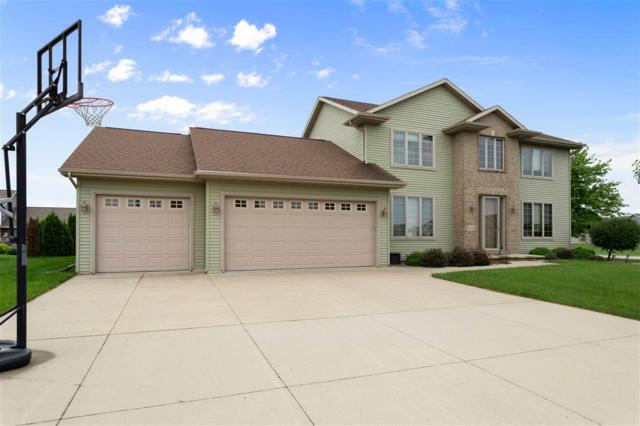 W5053 Birchwood Drive, Sherwood, WI 54169 (#50206390) :: Dallaire Realty