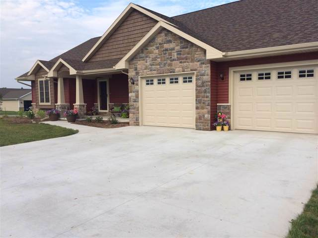 645 Rusch Drive, Combined Locks, WI 54113 (#50207744) :: Dallaire Realty