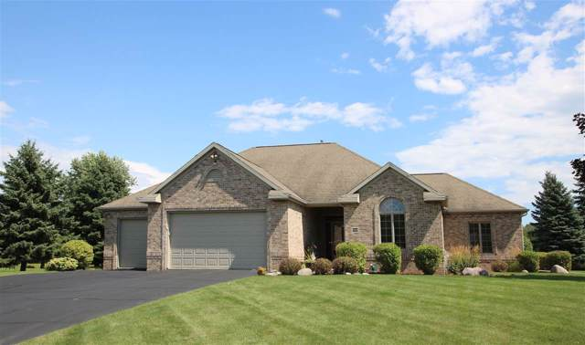 N8229 Ashberry Avenue, Fond Du Lac, WI 54937 (#50209823) :: Todd Wiese Homeselling System, Inc.