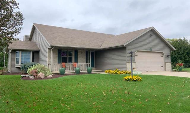1666 Wen Lu Drive, Green Bay, WI 54311 (#50211527) :: Symes Realty, LLC