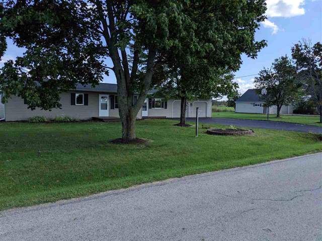 N288 Depot Road, Fremont, WI 54940 (#50211604) :: Dallaire Realty