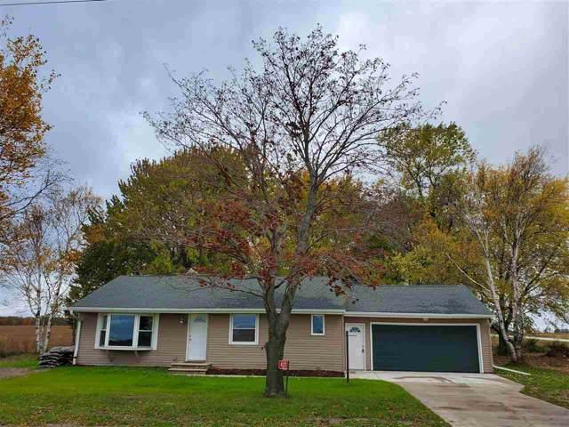 N1293 Hwy 42, Kewaunee, WI 54216 (#50212069) :: Todd Wiese Homeselling System, Inc.