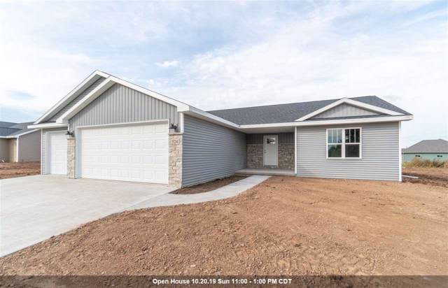 524 Emons Road, Appleton, WI 54915 (#50212154) :: Dallaire Realty