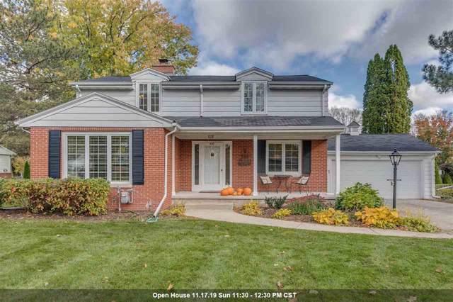420 W Briar Lane, Green Bay, WI 54301 (#50213255) :: Symes Realty, LLC