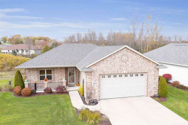 2068 Wisteria Circle, Green Bay, WI 54313 (#50213442) :: Todd Wiese Homeselling System, Inc.