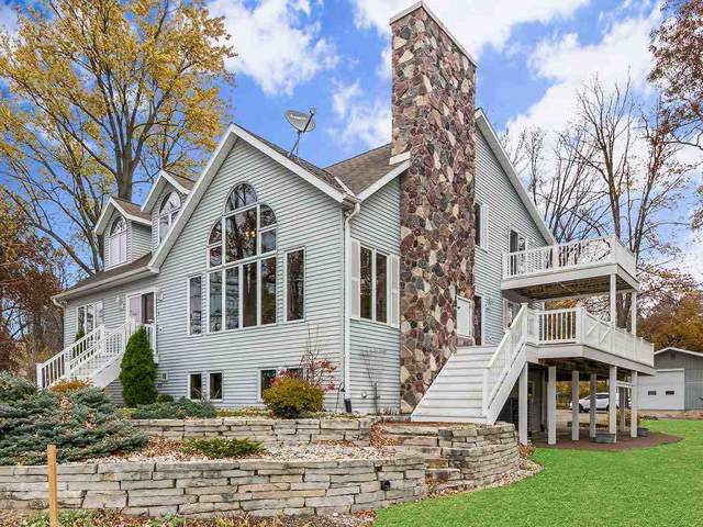 11185 Shoemaker Point Road, Brussels, WI 54204 (#50213714) :: Todd Wiese Homeselling System, Inc.