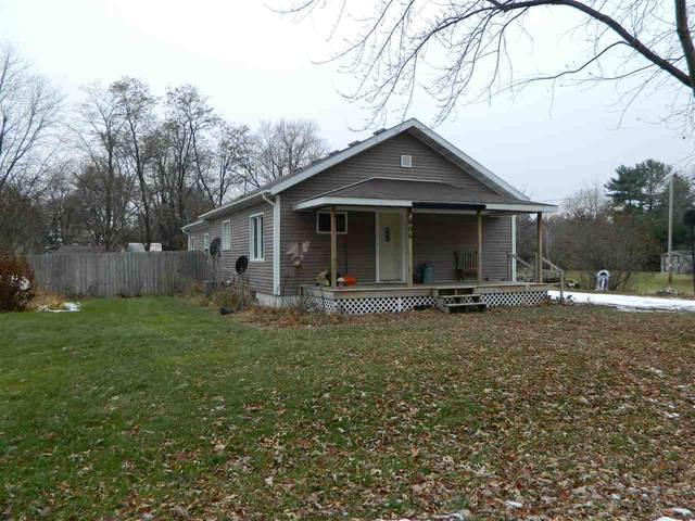 406 School Street, Almond, WI 54909 (#50214225) :: Todd Wiese Homeselling System, Inc.