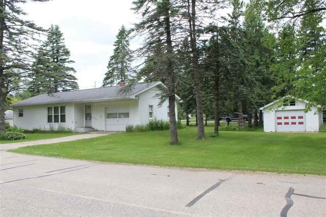 628 W Poplar Street, Plainfield, WI 54966 (#50214793) :: Todd Wiese Homeselling System, Inc.