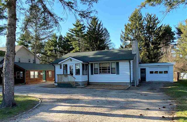 W6456 Hwy H, Wild Rose, WI 54984 (#50215063) :: Dallaire Realty