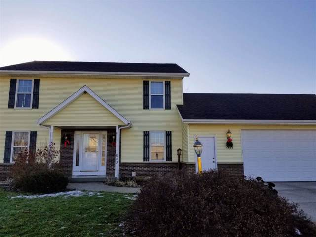 639 Henry Street, Chilton, WI 53014 (#50215353) :: Symes Realty, LLC