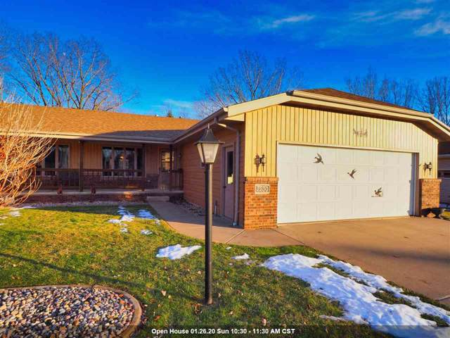 2230 N Cloudview Drive, Appleton, WI 54914 (#50215692) :: Dallaire Realty