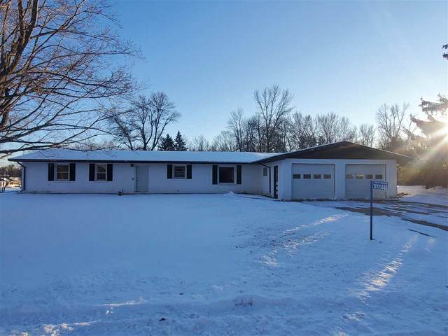 W11446 Hawthorne Drive, Waupun, WI 53963 (#50216230) :: Todd Wiese Homeselling System, Inc.