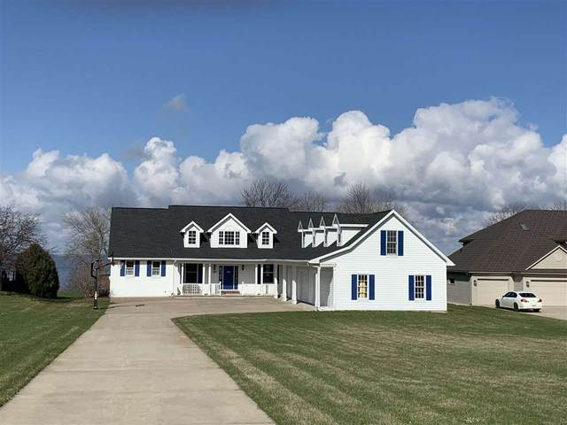 335 Lake Breeze Drive, Chilton, WI 53014 (#50216253) :: Todd Wiese Homeselling System, Inc.