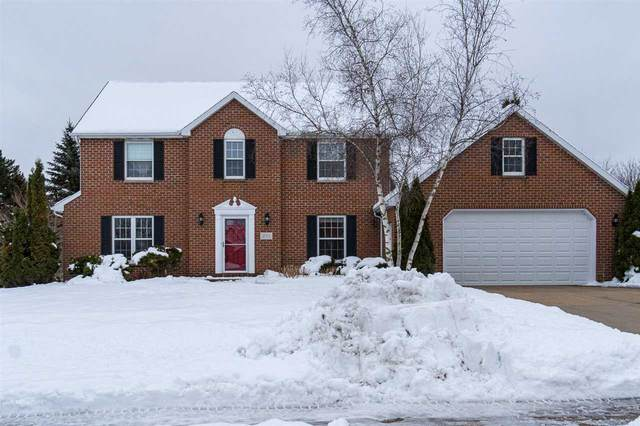 235 E Evergreen Drive, Appleton, WI 54913 (#50216497) :: Todd Wiese Homeselling System, Inc.