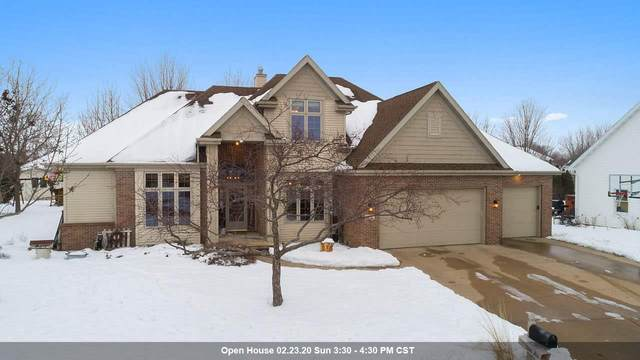 1419 Rogers Court, Neenah, WI 54956 (#50216796) :: Symes Realty, LLC