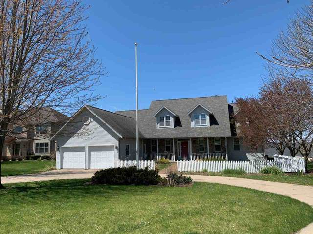 355 Lake Breeze Drive, Chilton, WI 53014 (#50216798) :: Todd Wiese Homeselling System, Inc.