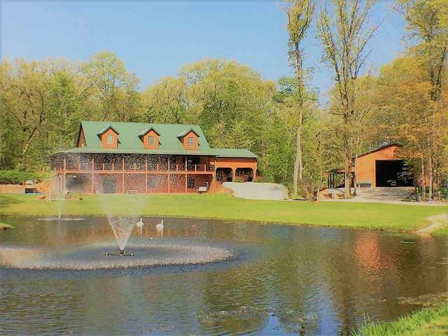 W6945 Chicago Avenue, Wautoma, WI 54982 (#50219251) :: Town & Country Real Estate