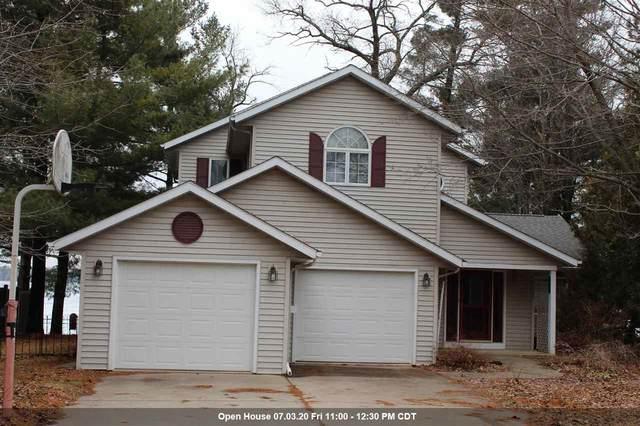 E6010 South Shore Drive, Weyauwega, WI 54983 (#50219882) :: Todd Wiese Homeselling System, Inc.