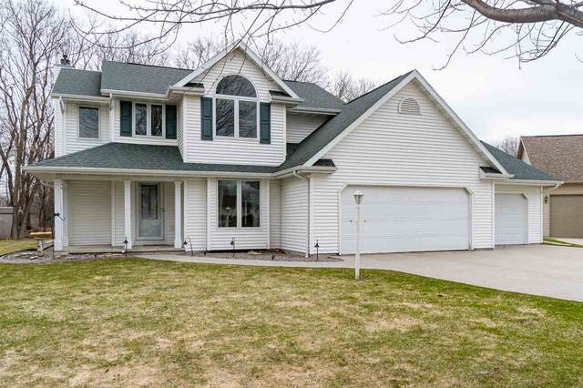 1701 Highridge Terrace, Menasha, WI 54952 (#50219966) :: Symes Realty, LLC