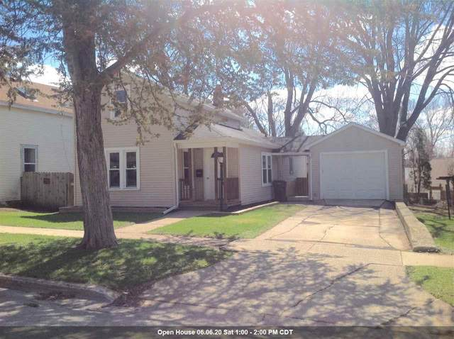 182 W Noyes Street, Berlin, WI 54923 (#50220627) :: Dallaire Realty
