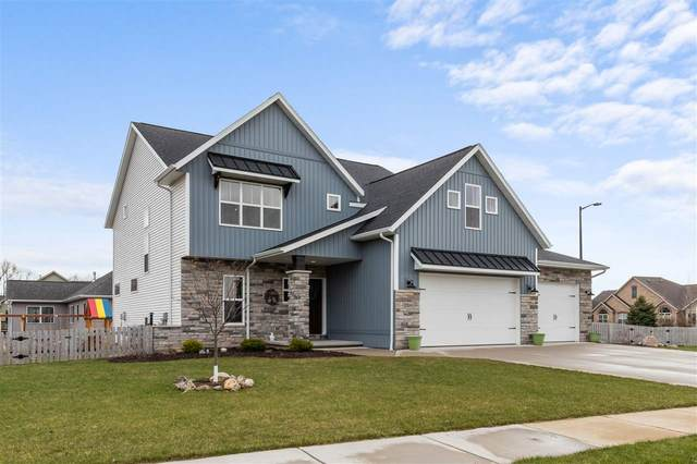 2709 E Milestone Court, Appleton, WI 54913 (#50220888) :: Carolyn Stark Real Estate Team