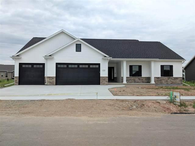 2034 Big Bend Drive, Neenah, WI 54956 (#50221443) :: Ben Bartolazzi Real Estate Inc