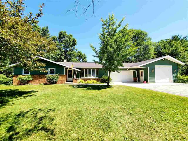 1457 Mailand Drive, Manitowoc, WI 54220 (#50227088) :: Carolyn Stark Real Estate Team