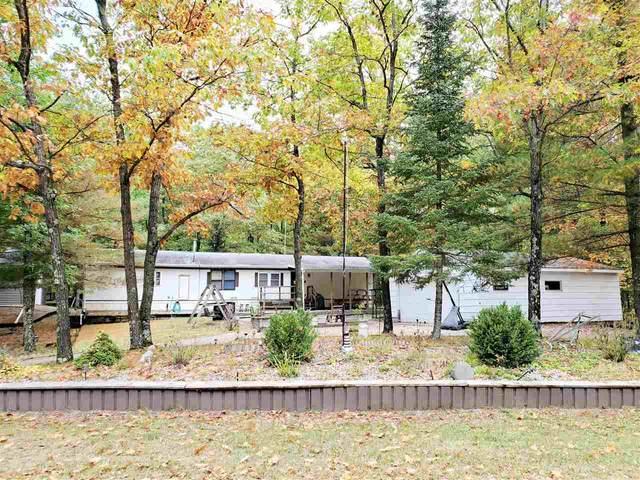 13291 N White Potato Lake Road, Pound, WI 54161 (#50230231) :: Ben Bartolazzi Real Estate Inc