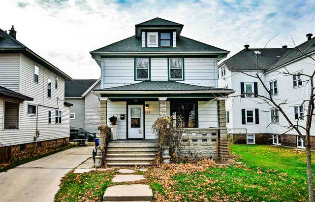828 Pine Street, Green Bay, WI 54301 (#50232630) :: Dallaire Realty