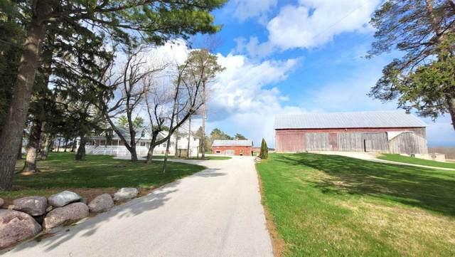 1331 Hwy Jj, Brillion, WI 54110 (#50232887) :: Carolyn Stark Real Estate Team