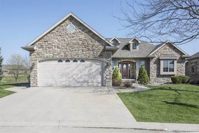 813 Whisper Falls Lane, Menasha, WI 54952 (#50235551) :: Carolyn Stark Real Estate Team
